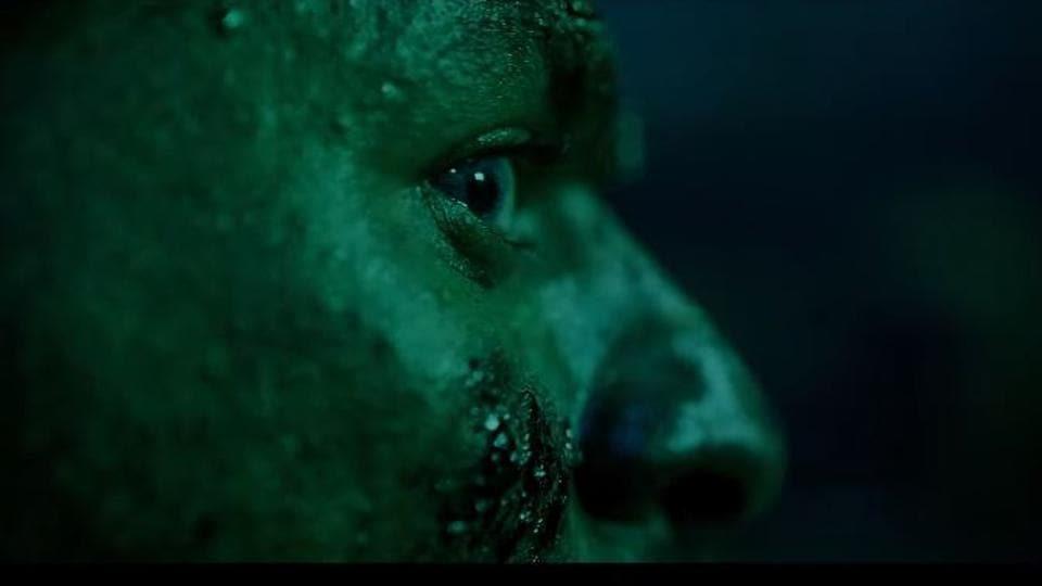 In Mercury trailer, Prabhudeva's presence overpowers everything else.