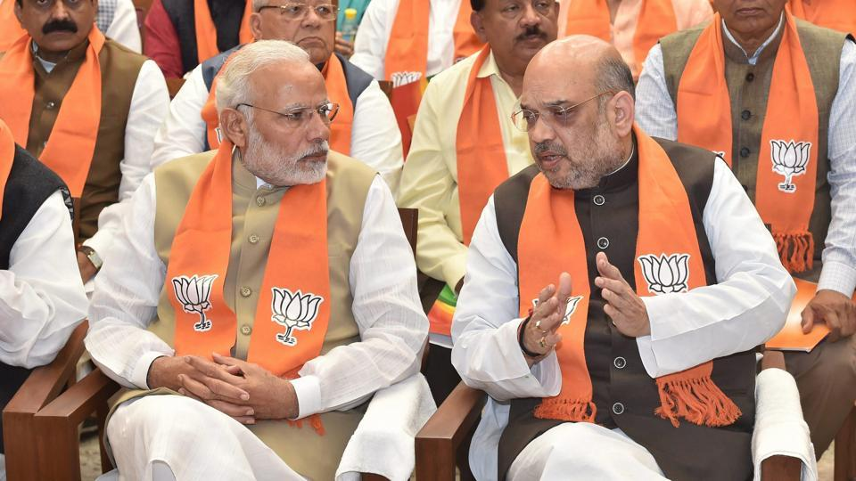 Narendra Modi to fast,Amit Shah to fast,Parliament disruptions