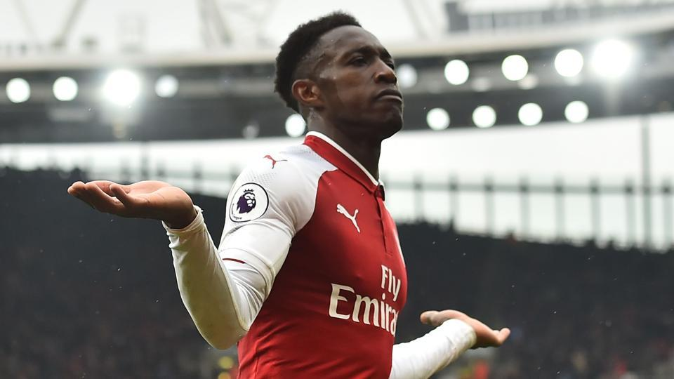 d21e9bfdf Danny Welbeck motivated by competition among Arsenal FC attackers ...