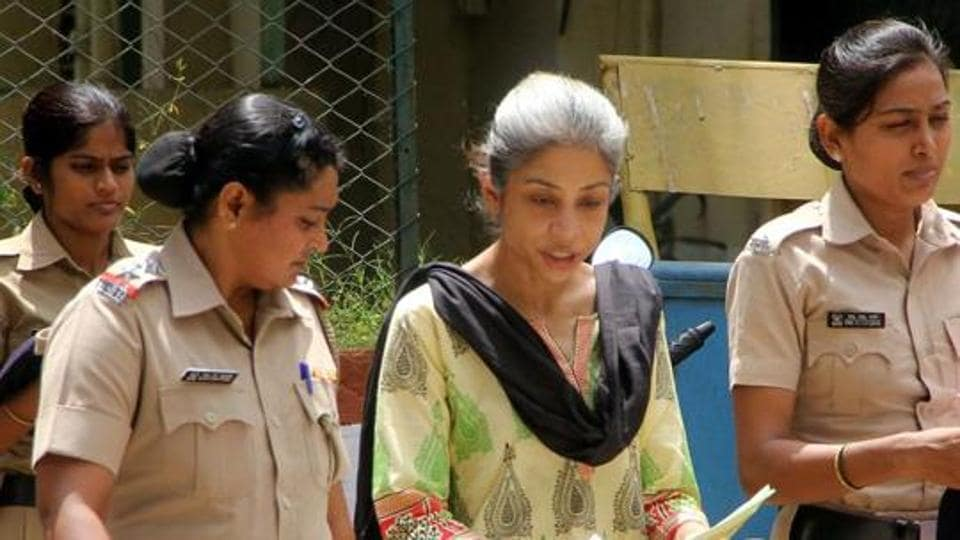 Indrani Mukerjea,anti-depressant drugs,Forensic report