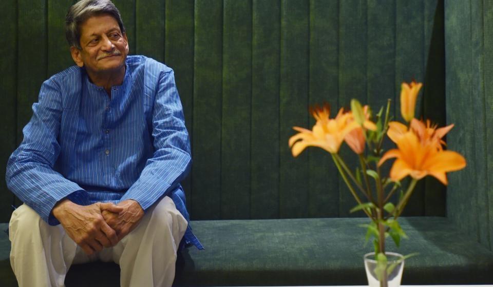 Kiran Nagarkar,Kiran Nagarkar Sahitya Akademi award winner,Kiran Nagarkar and Cuckold
