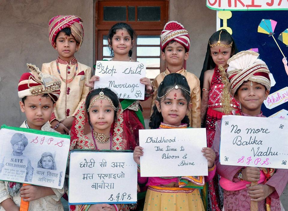 underage wedding,Madhya Pradesh,WCD