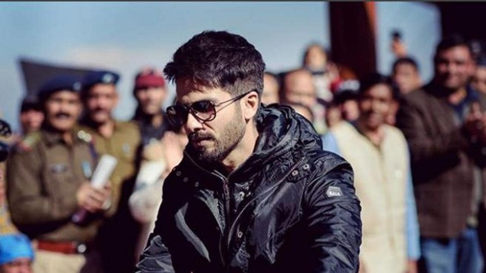 Shoot of Shahid Kapoor's Batti Gul Meter Chalu was reportedly stalled.