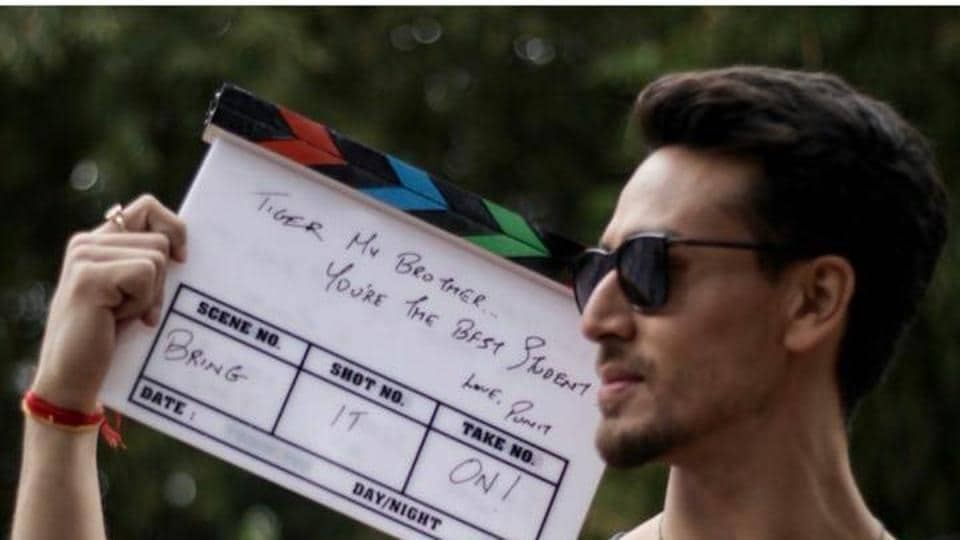 Tiger Shroff starts shooting for SOTY 2!