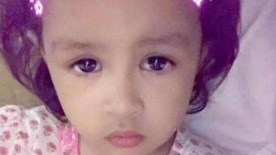 Ziva, MS Dhoni's three-year-old daughter, is quite a star on the internet as well. SRK and she were seen in a single frame inChennai onTuesday.