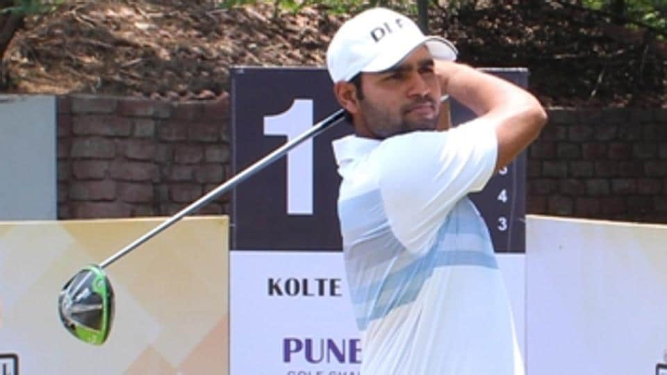 Delhi's Honey Baisoya dominated round two as he fired a sensational seven-under-64. The 21-year-old Baisoya, a four-time winner on the Professional Golf Tour of India, moved to a three-shot lead at 12-under-130 at the Poona Club Golf Course.