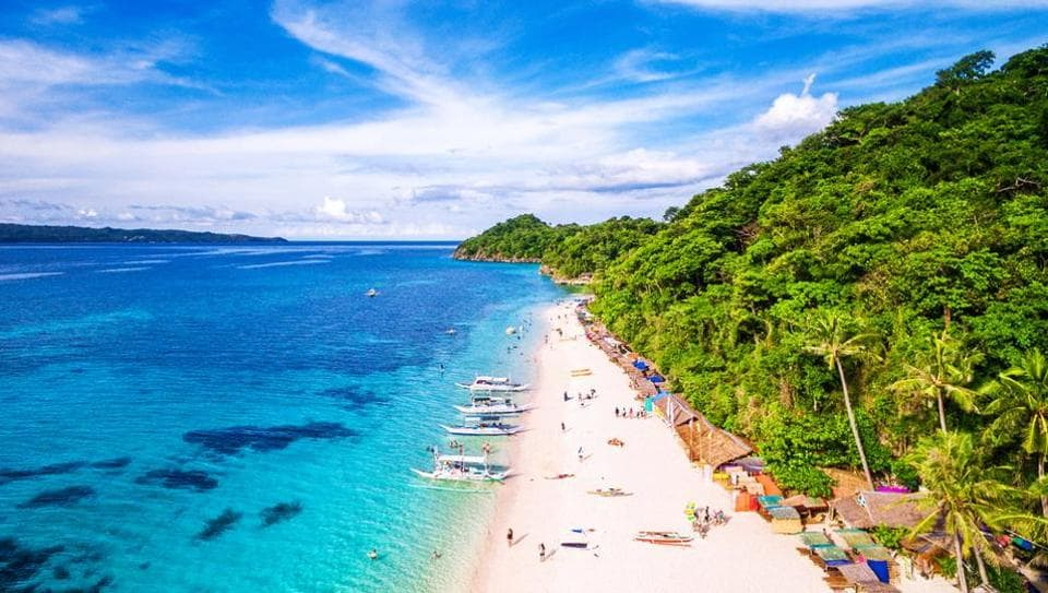 The government wants to save the tiny island of Boracay that generated 56 billion pesos, or over $1 billion last year, but cannot cope under the strain of two million tourists a year.