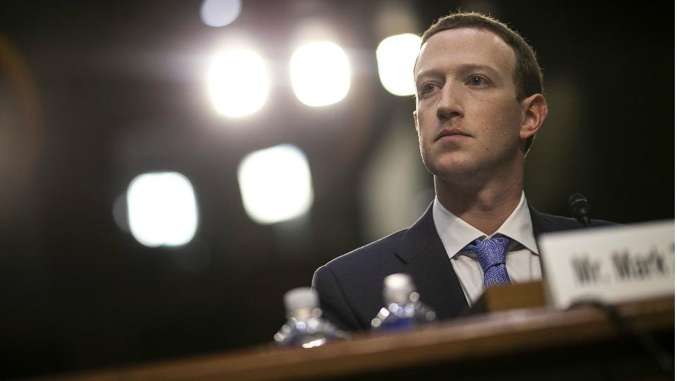 Facebook,Mark Zuckerberg,Mark Zuckerberg US Senate