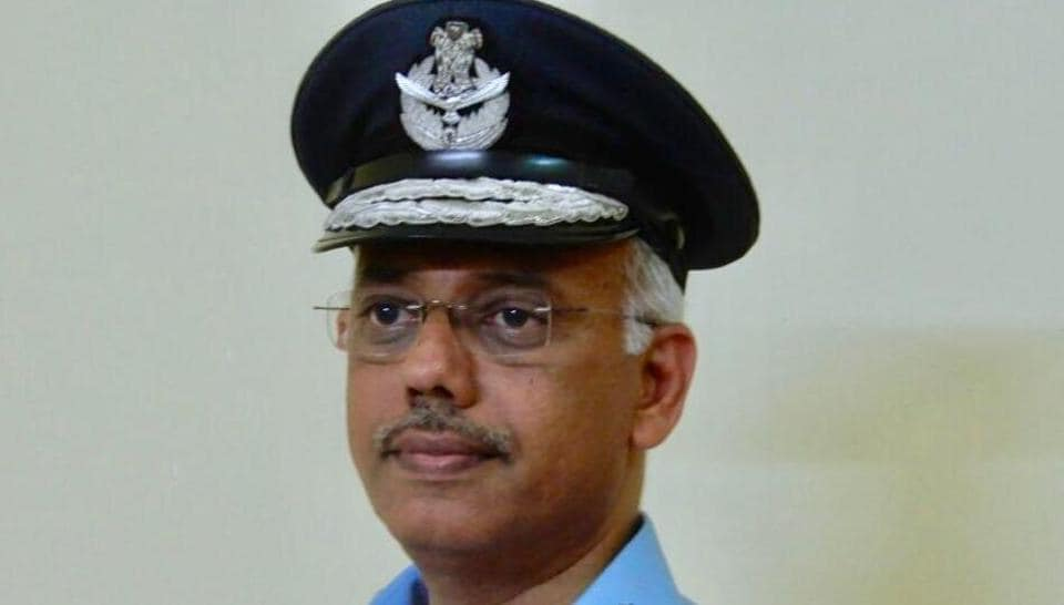 Air Marshal IP Vipin.