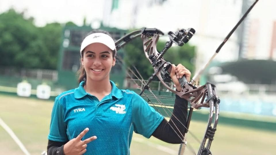 Divya won her first international medal at the age of 15, winning two gold medals at Asia Cup 2017 at Chinese Taipei.