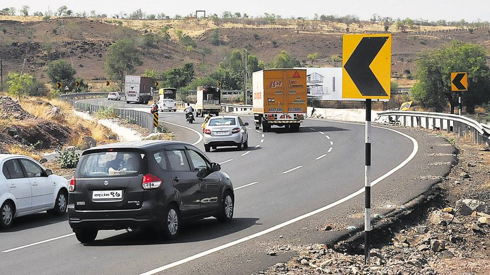 Pune,S-shaped curve,117 accidents