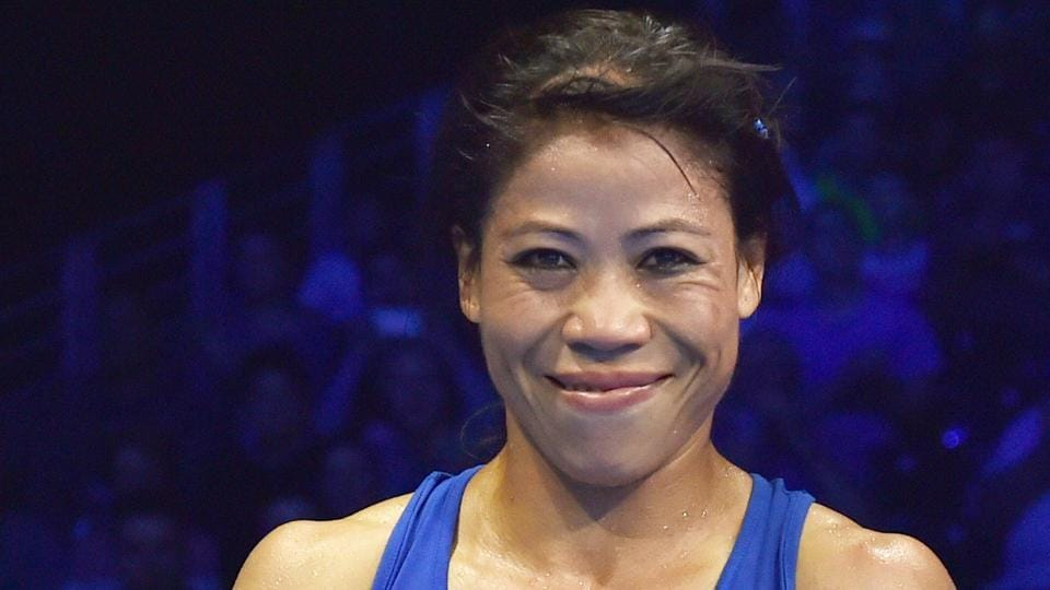 M C Mary Kom,Commonwealth Games 2018,Gold Coast Commonwealth Games 2018