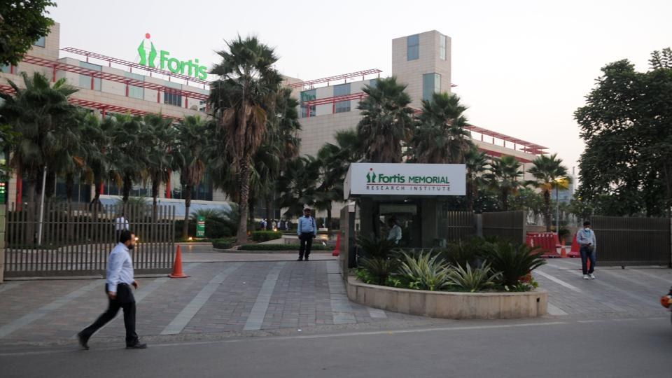 Manipal revises Fortis offer