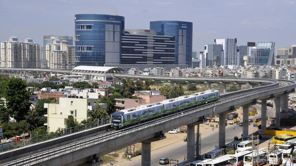 GMDA,Manohar Lal Khattar,Gurgaon metro