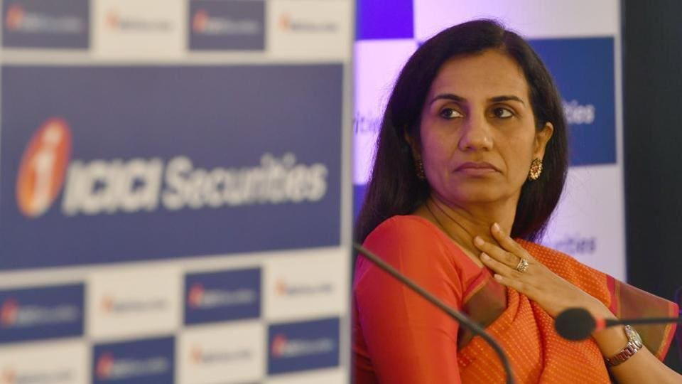 Chanda Kochhar was elevated as ICICI Bank Ltd's chief executive officer in 2009. She sold or transferred her shares in Credential Finance before 2010, as records during 2010 to 2014 do not show her holding any shares in the firm.