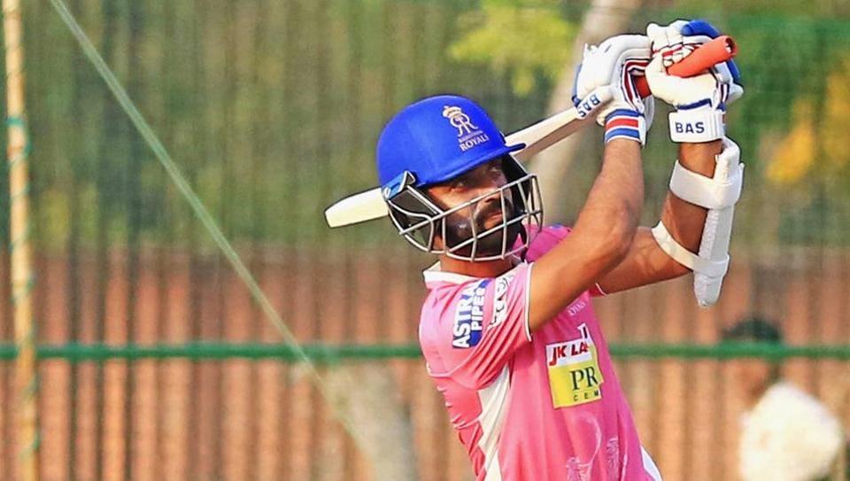 IPL 2018,Rajasthan Royals,Ajinkya Rahane