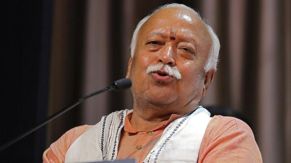 Mohan Bhagwat,RSS chief,BR Ambedkar