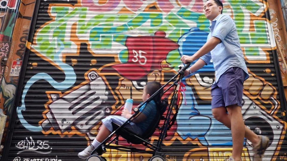 Taiwan,Graffiti Artists,City