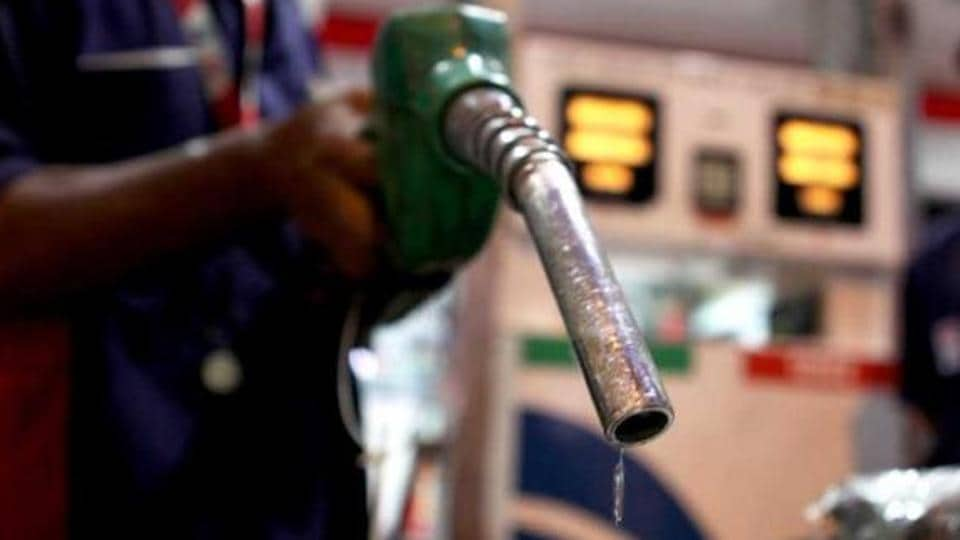 OMCs dip as govt may ask them to hold fuel price hike