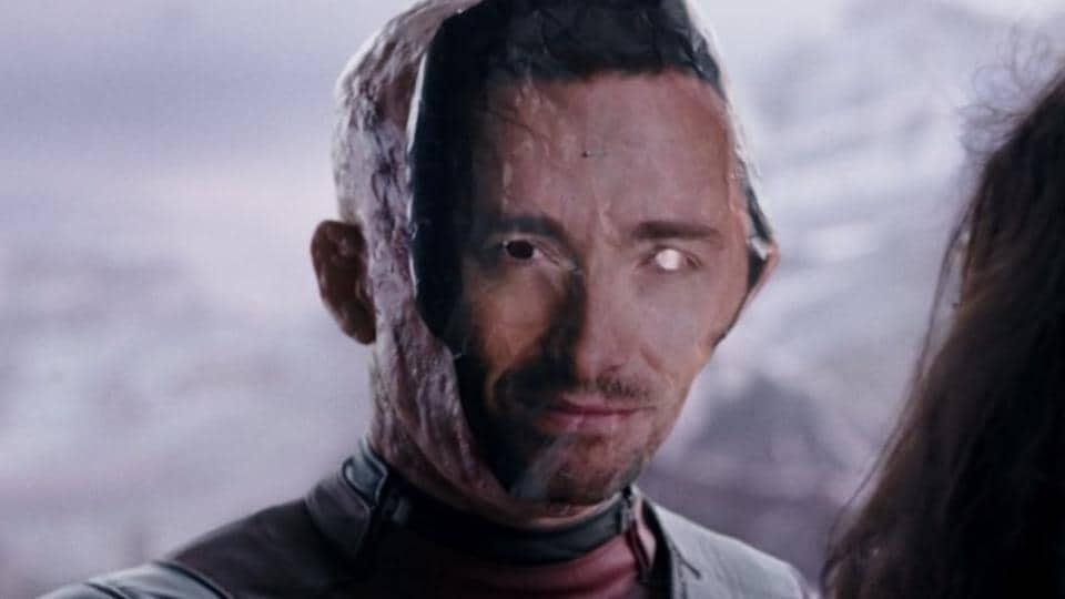 Ryan Reynolds poked fun at Hugh Jackman in Deadpool.