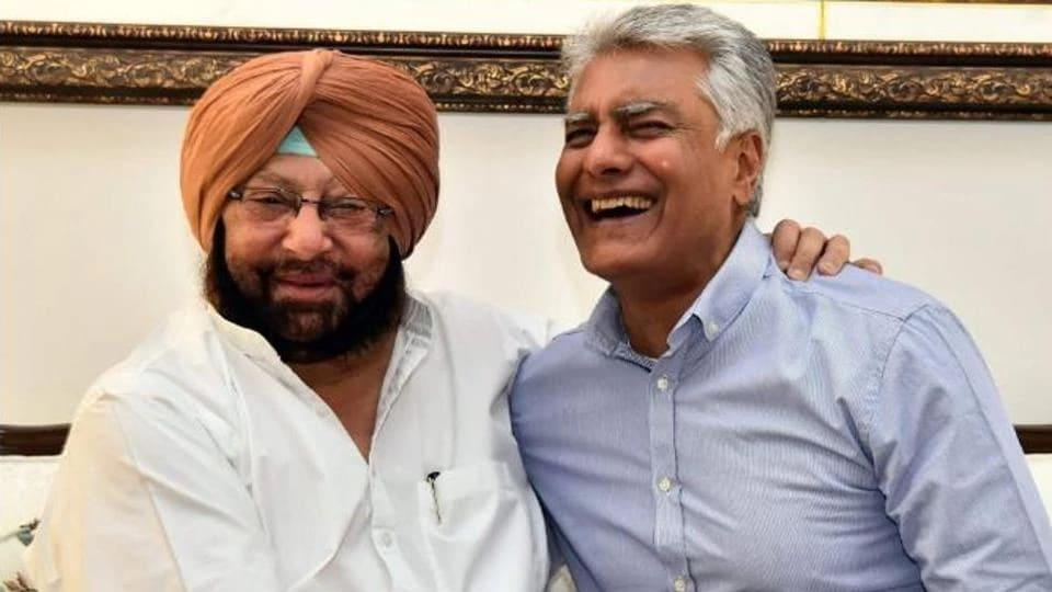 Punjab Congress,Congress,Sunil Jakhar