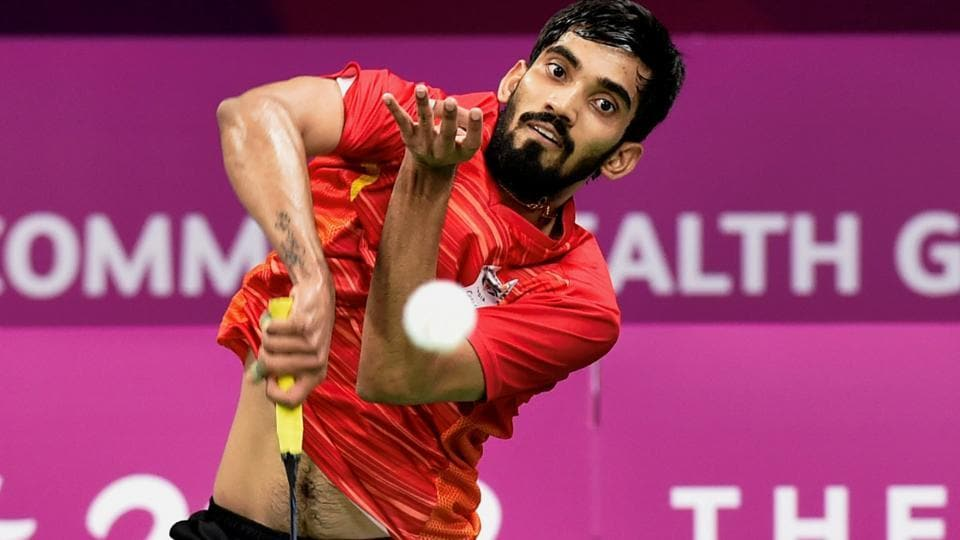 Kidambi Srikanth, who reached the quarterfinals of the 2018 Commonwealth Games, clinched the World No. 1 spot in the latest badminton rankings.