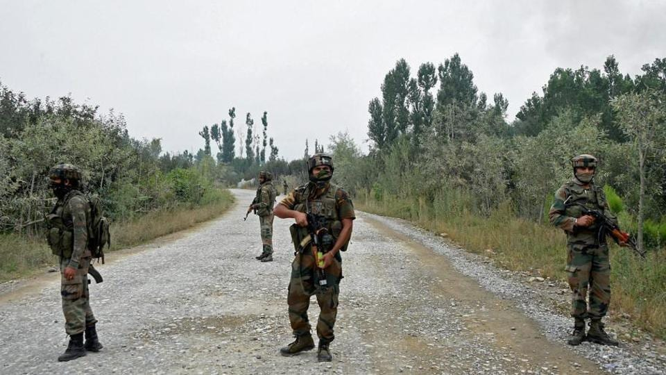 Pulwama,Grenade attack in Pulwama,Jammu and Kashmir