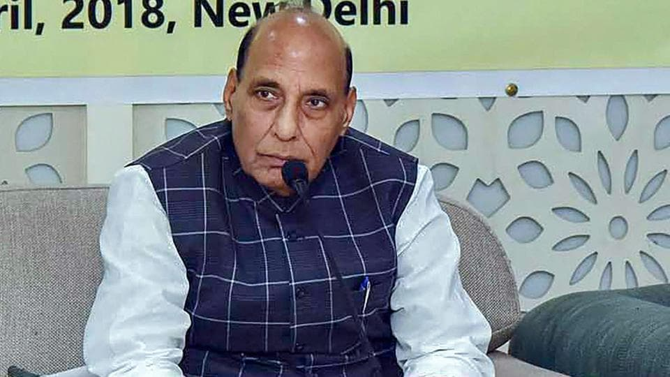 Rajnath Singh's remarks come amid nationwide outrage over the incident.