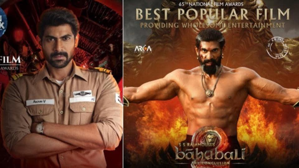 Rana Daggubati,Baahubali 2,National Film awards