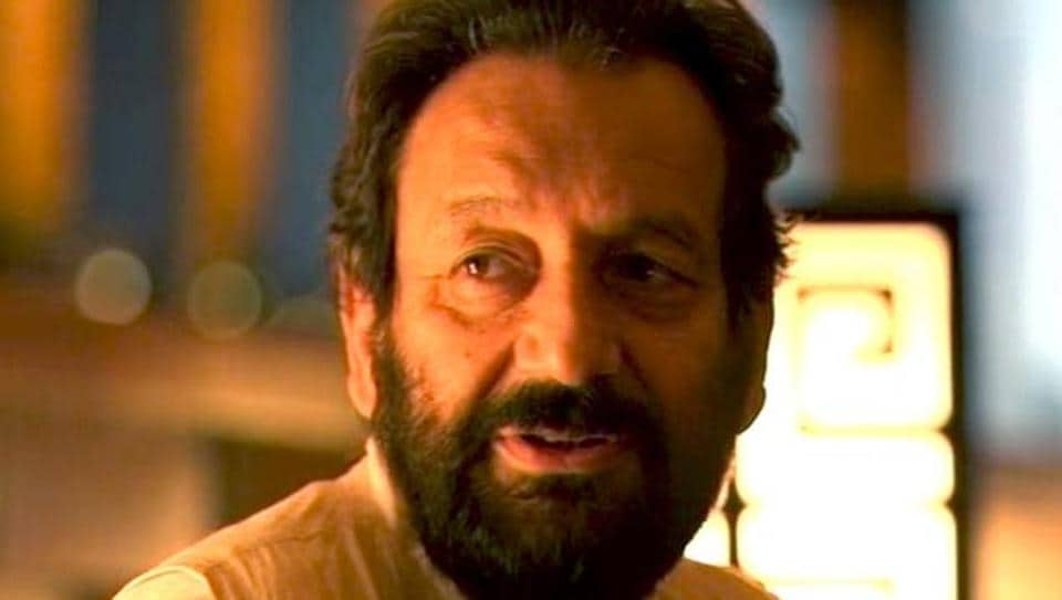 Shekhar Kapur headed the jury for feature film this year.