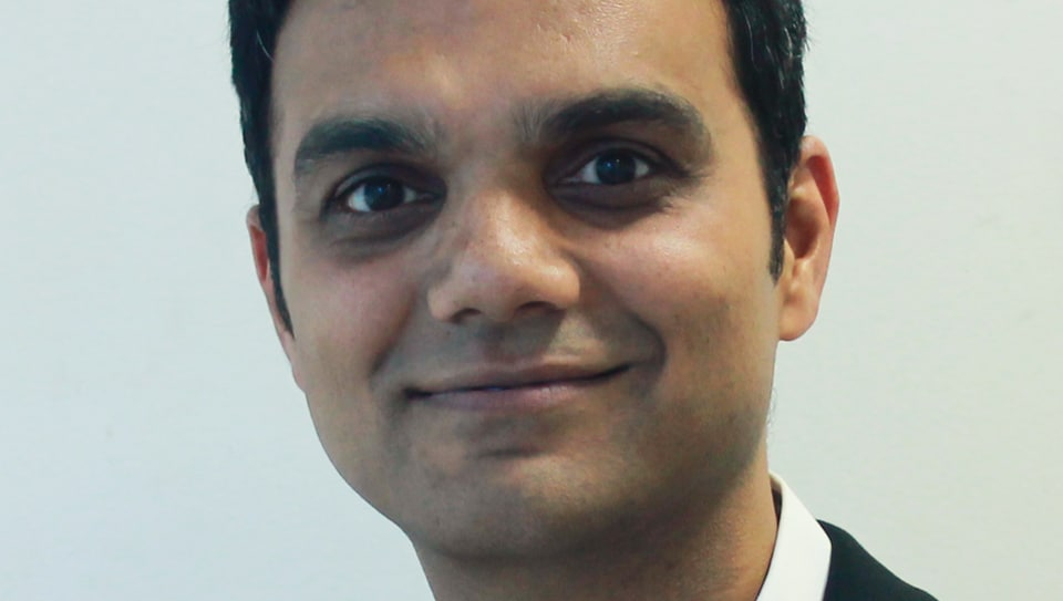 Nishith Shah, co-founder of 18th Parallel.