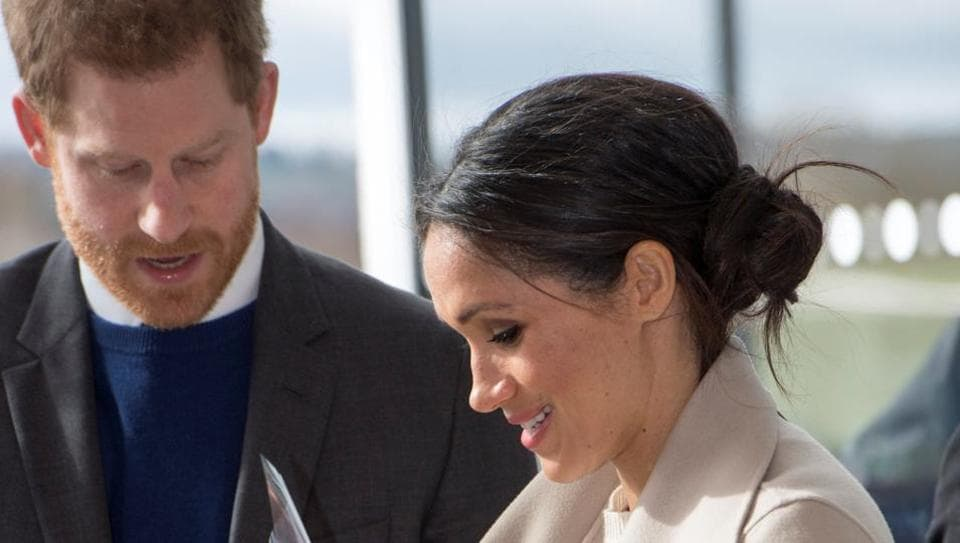 Britain's Prince Harry and his fiancee Meghan Markle's wedding will take place at Windsor Castle in May.