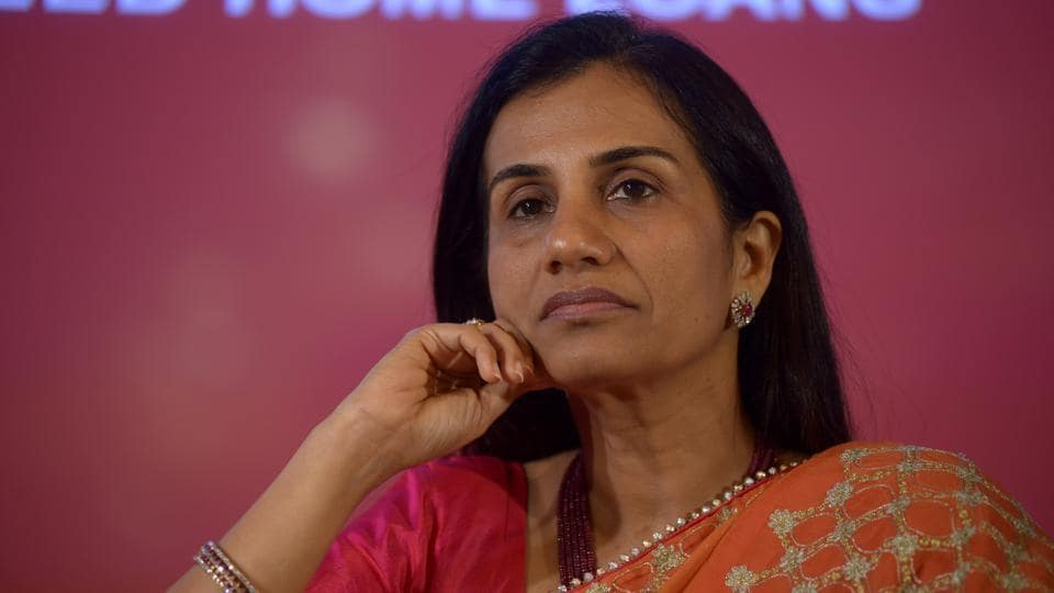 Chanda Kochhar,ICICI Bank,Videocon loans