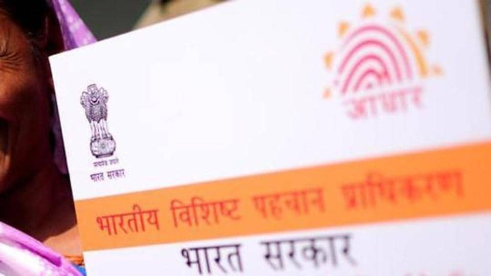 There are 1.2 billion registered Indian citizens on the Aadhaar system.