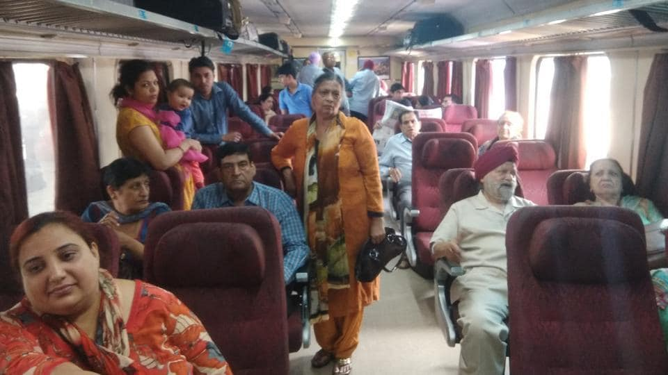 The new superfast train will be renamed as Ajmer-Agra Fort-Ajmer Jan Shatabdi Express from July 31 this year.