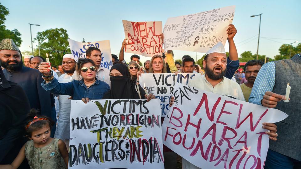 Kathua rape victim's family should get justice: Rajnath Singh