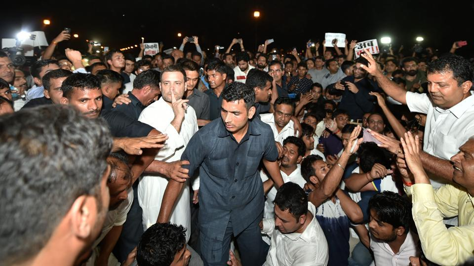Rahul Gandhi,Kathua rape case,Unnao rape case