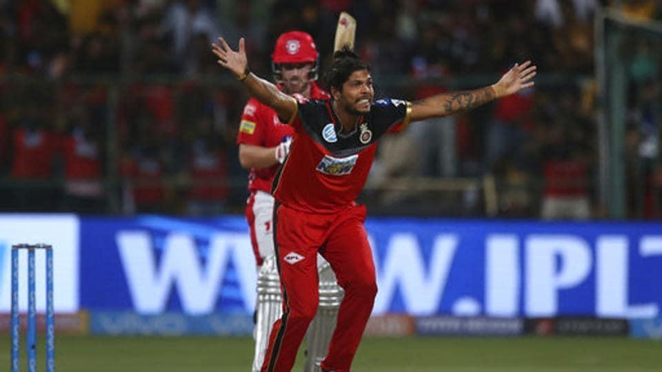 IPL 2018,Royal Challengers Bangalore vs Kings XI Punjab,Umesh Yadav
