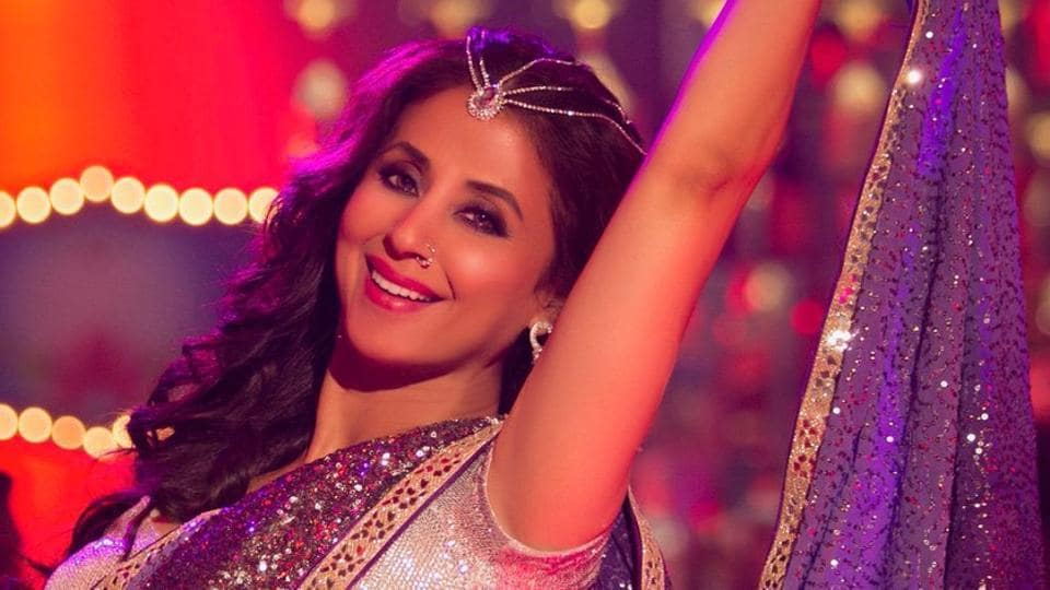 Urmila Matondkar did a special dance song for Irrfan Khan-starrer Blackmail, Bewafa Beauty.