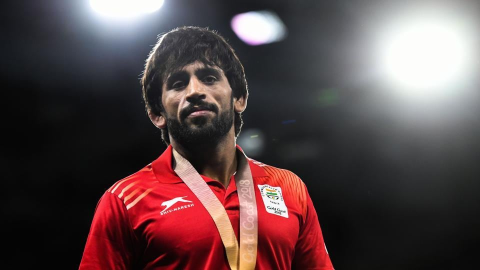 Bajrang overpowered Vincent De Marinis of Canada in the semi-finals. Bajrang started his campaign with a power-packed display against Brahm Richards of New Zealand. The Indian needed only a couple of minutes to beat Richands by technical superiority (AFP)