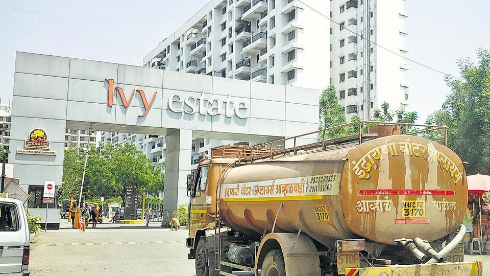 Pune,Ivy Estate,Bhima river