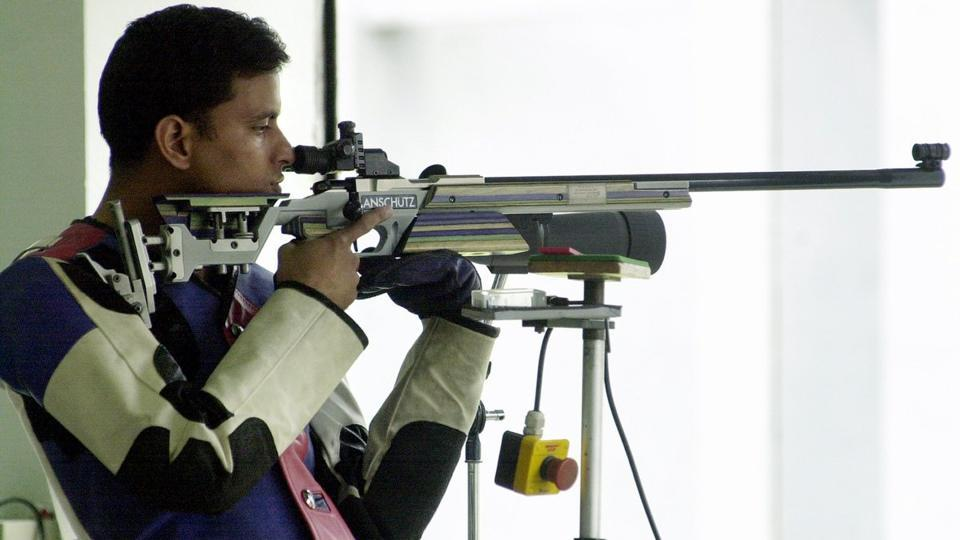 Sanjeev Rajput won his maiden Commonwealth Games shooting gold medal on Saturday, finishing first in the final of the men's 50m rifle 3 positions event of the 2018 Commonwealth Games.