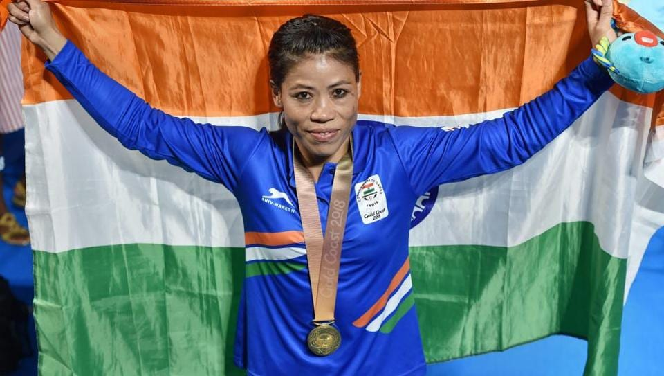 2018 Commonwealth Games,Gold Coast Commonwealth Games,Mary Kom
