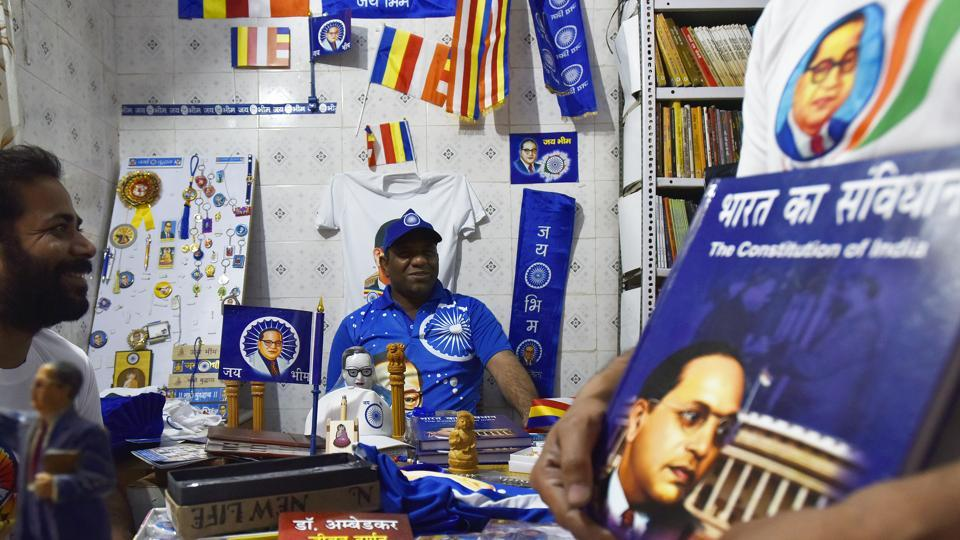 Photos On Ambedkar Jayanti The Dalit Leader Inspires Accessories India News Photos