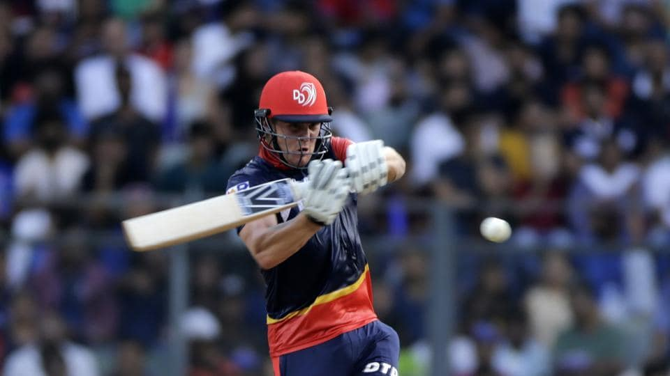 Jason Roy's maiden fifty put Delhi Daredevils on course for a magnificent win over Mumbai Indians in the 2018 Indian Premier League contest in Mumbai.