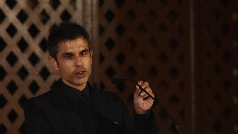Rana Dasgupta, author and director, JCB Literature Award.