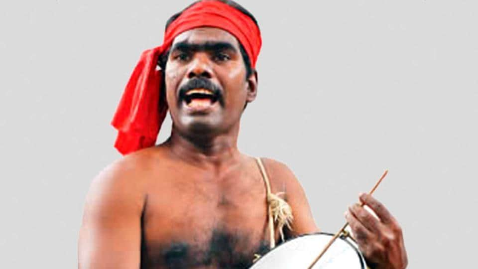 Ultra-left singer Kovan arrested for song against Modi over Cauvery row