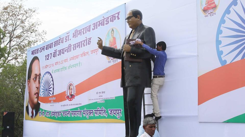 Babasaheb Ambedkar,Ambedkar Jayanti,Narendra Modi