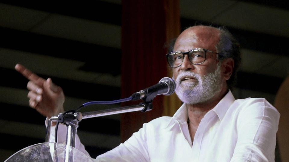 Rajinikanth,Tamil Nadu,Cauvery protests