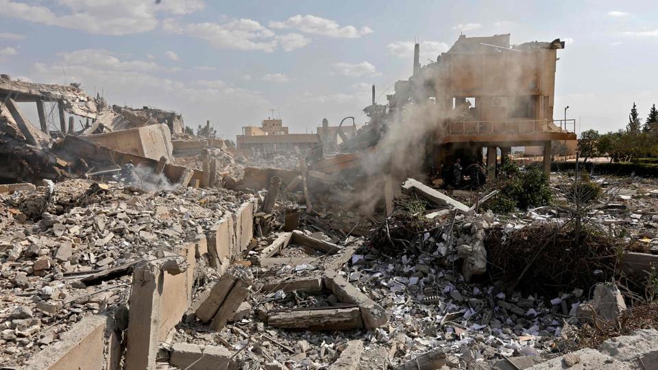 Syria,Airstrike,Syria Airstrikes